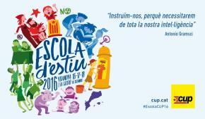 Escola d'Estiu de la CUP2016