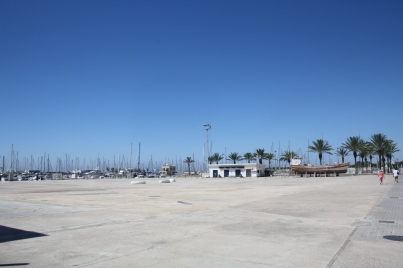 Vista des del Passeig Marítim