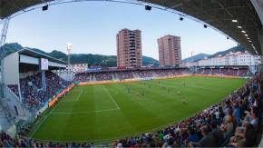 Eibar, una alternativa al futbolmodern